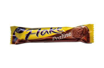 Cadbury Snowflake Chocolate Bar