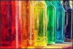 rainbow bottles 2