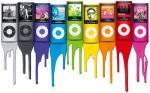 rainbow ipods